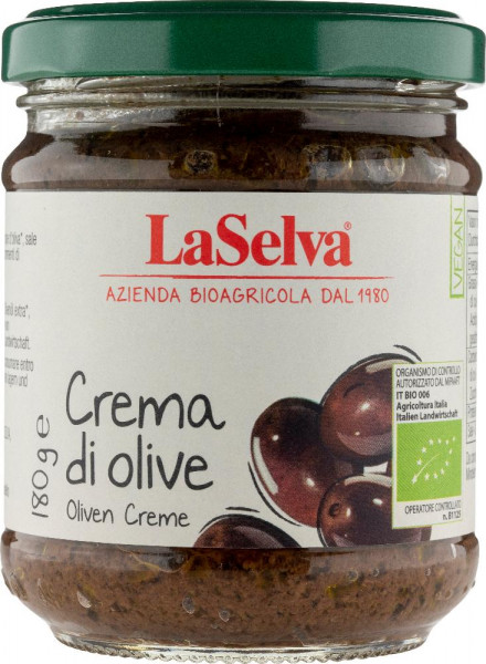 Crema di olive - 180g
