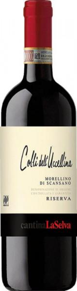 MORELLINO Colli dell' Uccellina DOCG 2016 RISERVA - 0,75l