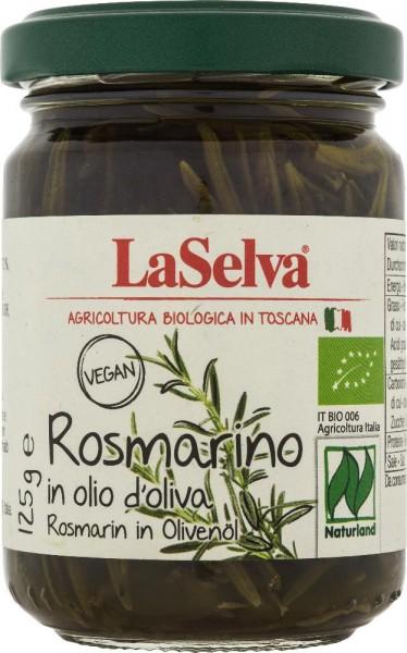 Rosmarino in olio d'oliva - 125g