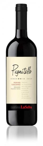 PUGNITELLO Rosso Toscano IGT 2013 - 0,75l