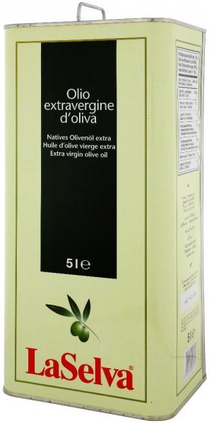 Olio extravergine d'oliva, 100% italiano - 5l