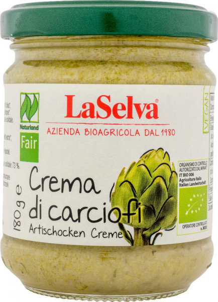 Crema di carciofi - 180g