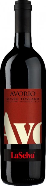 AVORIO Rosso Toscano IGT 2018 - 0,75l