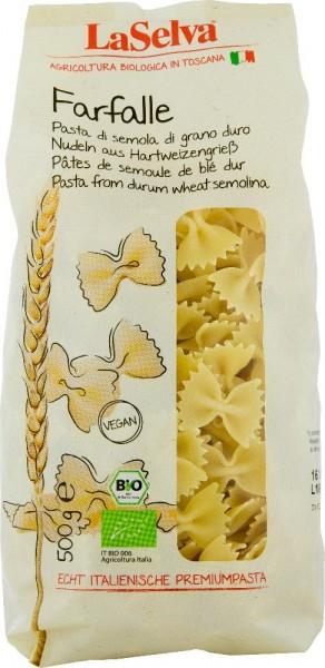Farfalle - Pasta from durum wheat semolina - 500g