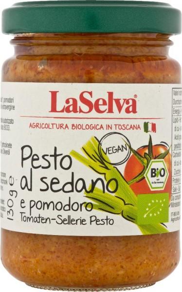 Pesto al sedano e pomodoro - 130g