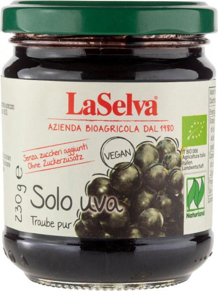 Solo uva - Purea d'uva concentrata - 230g