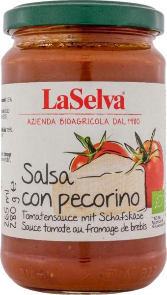 Salsa di pomodoro con pecorino - 280g