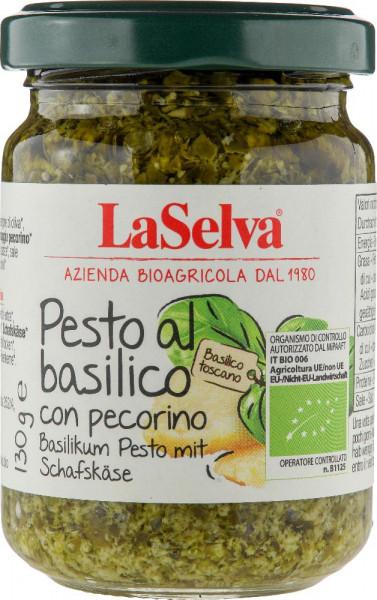 Pesto al basilico con pecorino - 130g