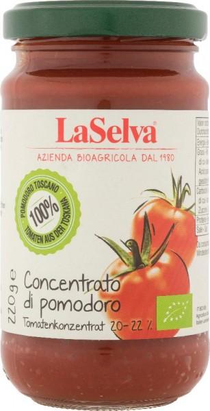 Concentrato semplice di pomodoro 20-22 % - 220g
