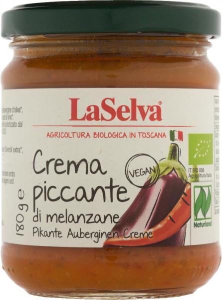 Crema piccante di melanzane - 180g
