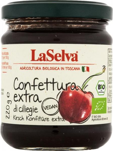 Confettura extra di ciliegie - 220g