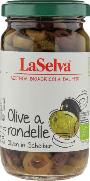 Olive a rondelle - 210g