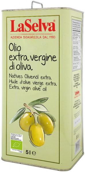 Olio extra vergine d'oliva, 100% italiano - 5l