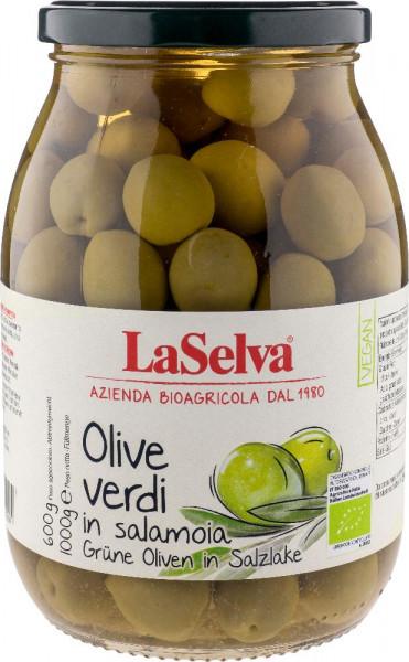 Olive Verdi in salamoia - 1kg