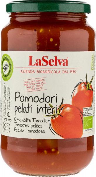 Pomodori pelati, interi - 550g