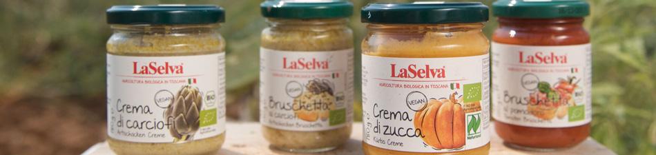 Bruschette & Creme di verdure