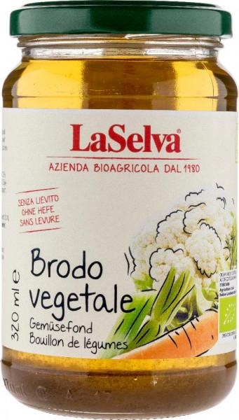 Brodo vegetale - 320ml