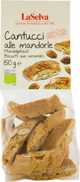 Cantucci alle mandorle - 150g