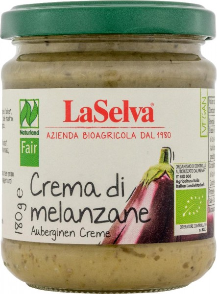 Crema di melanzane - 180g