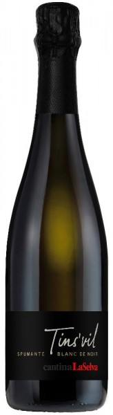 Vino bianco Spumante Tins'vil di qualità brut - 0,75l