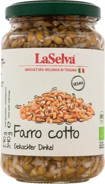 Farro cotto - 340g
