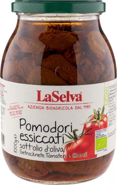 Pomodori essiccati sott'olio d'oliva - 1kg