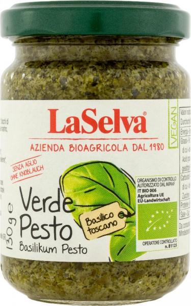 Verde Pesto - Pesto al basilico - 130g
