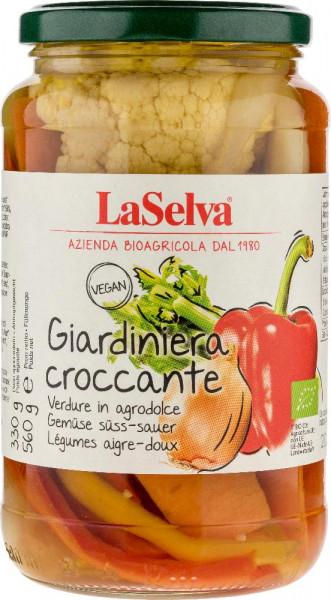 Giardiniera - Verdure in agrodolce - 560g